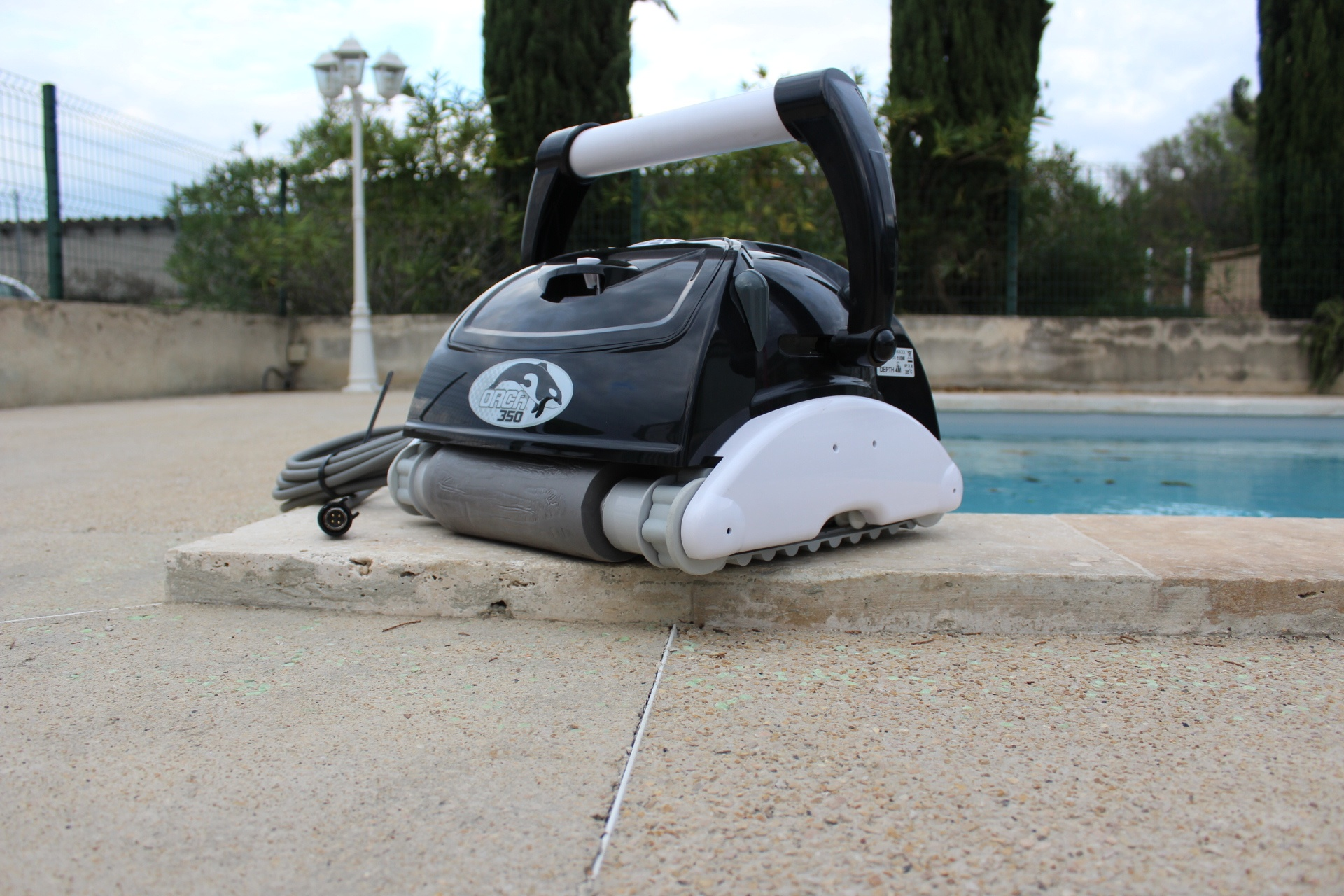 robot pour piscine ORCA 350