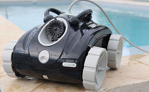 Robot piscine orca 50, robot piscine hors -sol