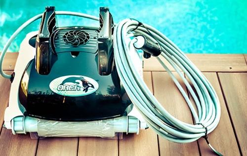 Robot Orca 150, Robot piscine ORCA, Robot Orca, meilleur robot piscine