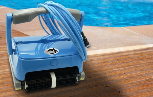 the best Pool cleaner Orca 350