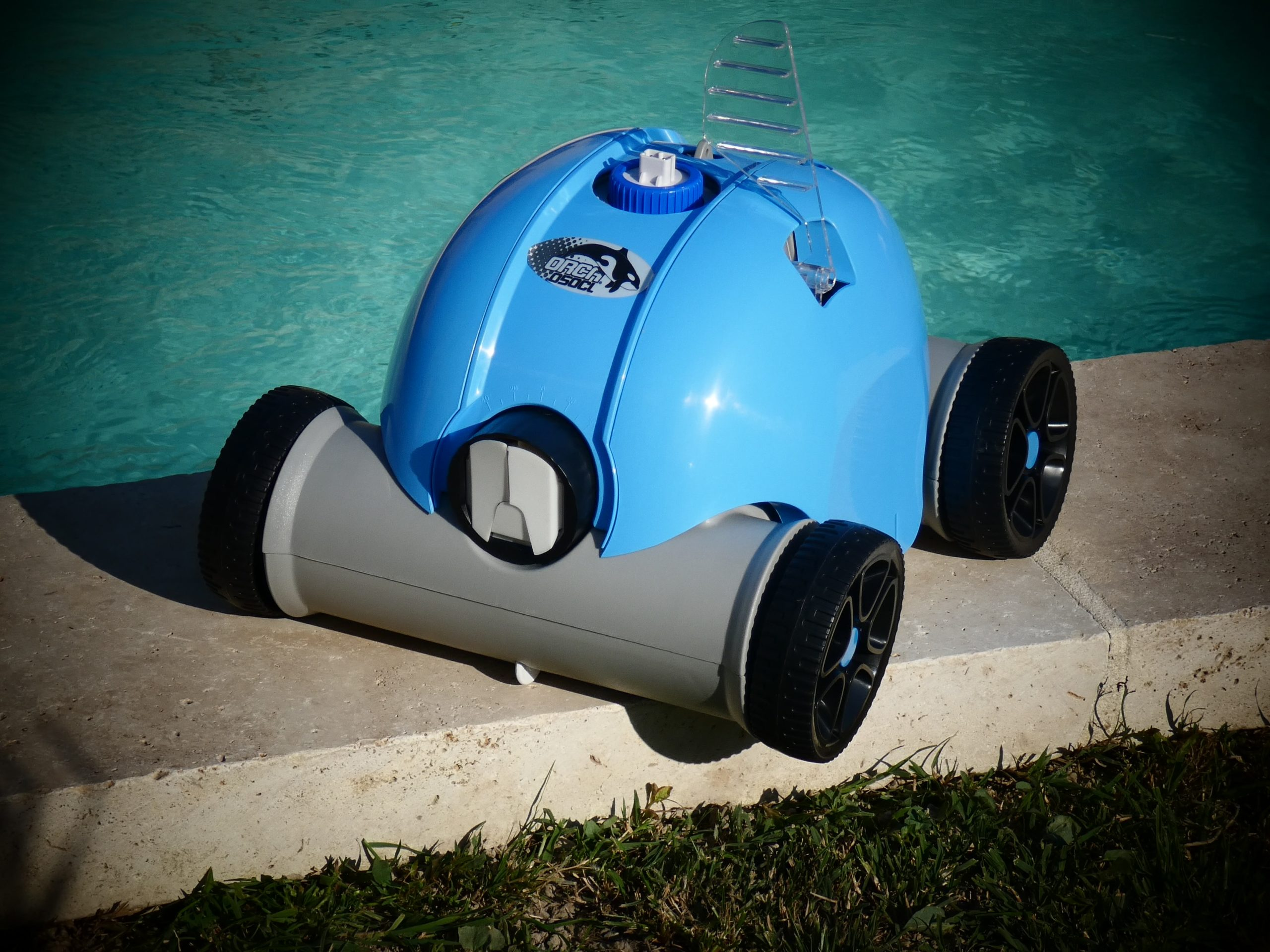 Orca 50 robot pour piscine hors sol, zodiac pool cleaner