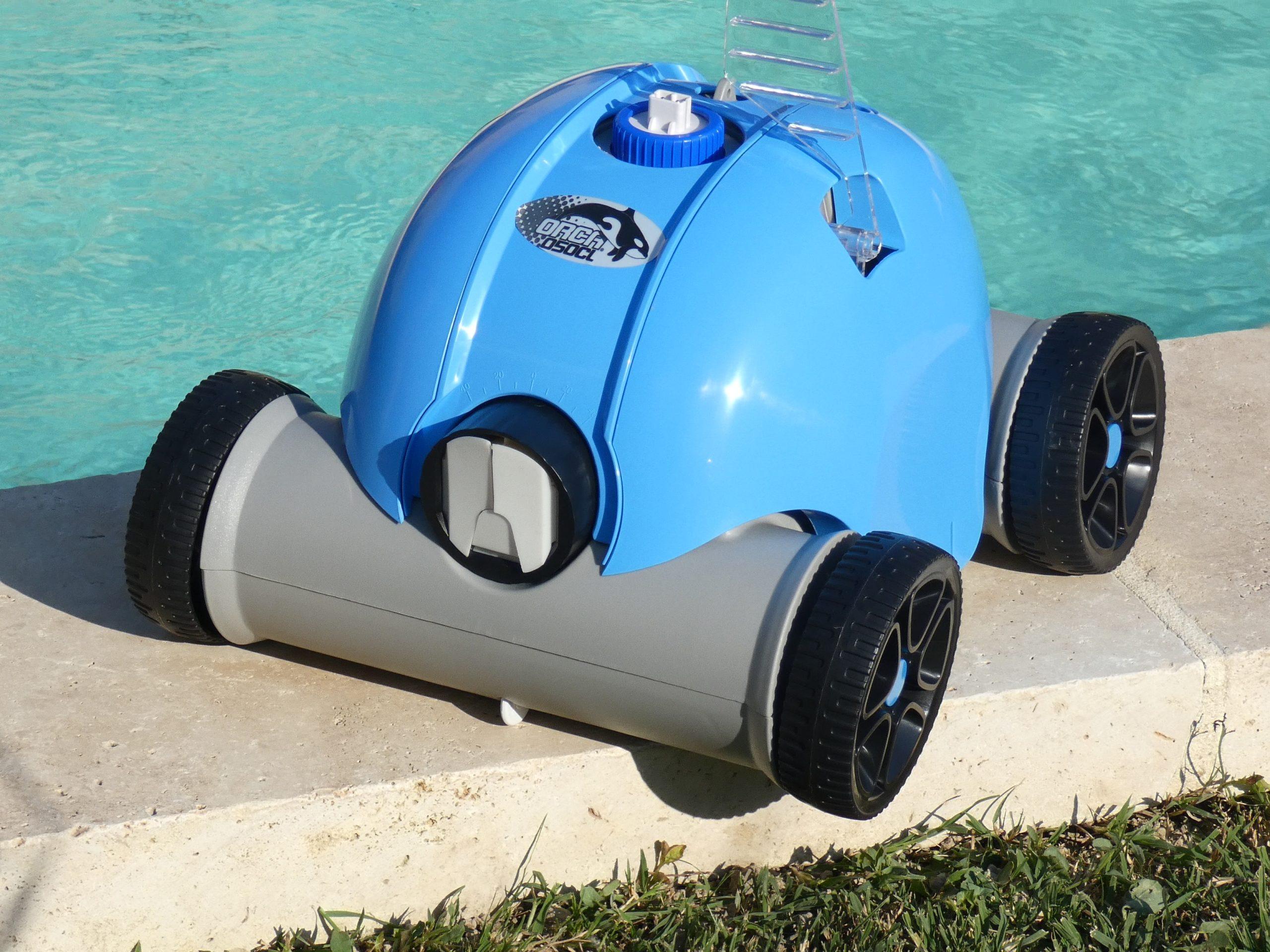 Robot pour piscine hors-sol, Orca 50