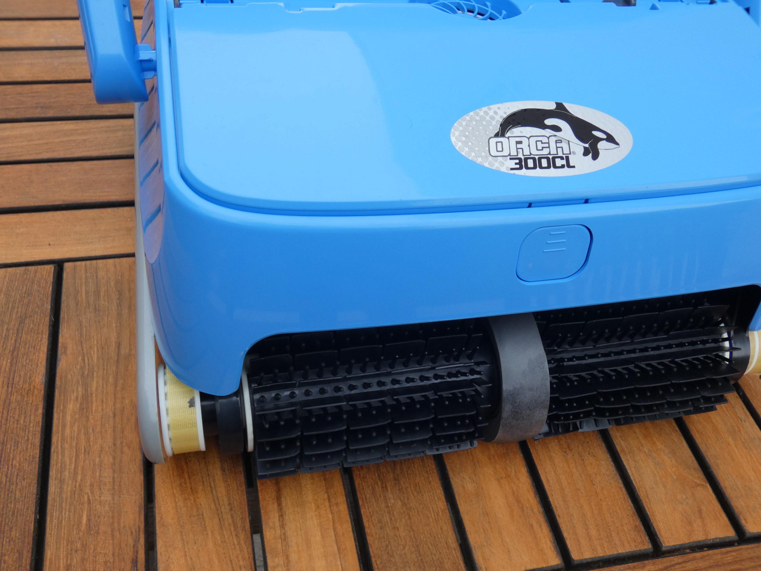 Orca 50 robot pour piscine hors sol, zodiac pool cleaner